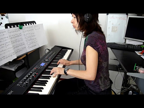 Lamb - Gabriel - piano cover [HD]