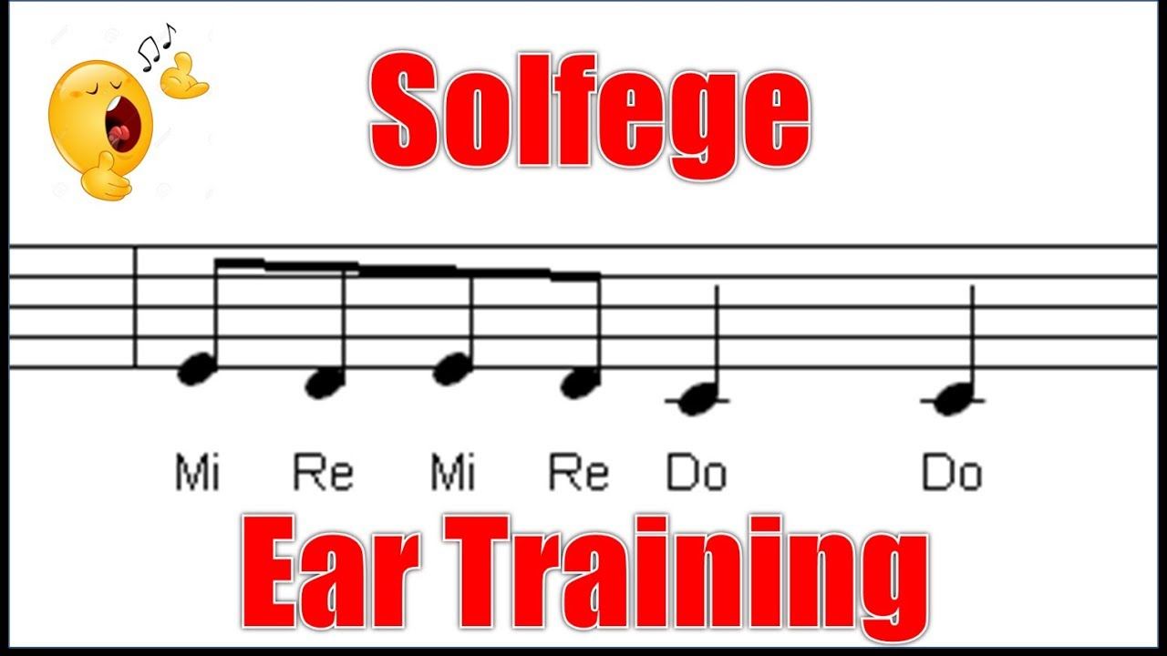 Call and Response Solfege Song 12 of 12   from Exercises for Ear Triaining