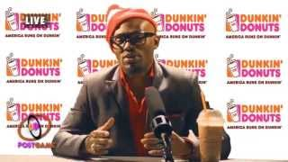 Dunkin Donuts - The Wizard Press Conference