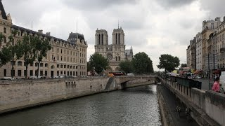 Собор Парижской Богоматери            1080 HD(P.S. Фрагмент моего фильма