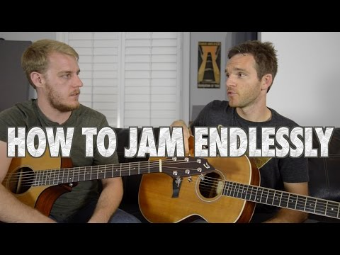 How to Jam Endlessly on Guitar