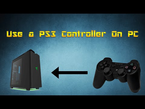how to use ps3 controller on pc windows 8 2015