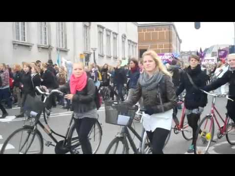 Student Manifestation Copenhagen - Education
