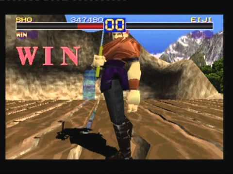 Battle Arena Toshinden Sho Pro Gameplay Youtube