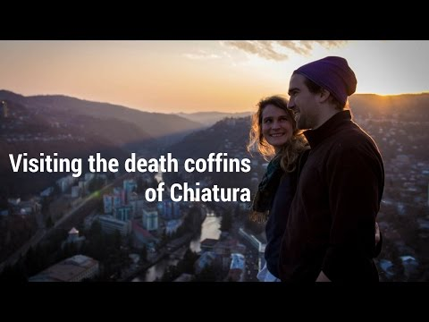 Living in Batumi and hitchhiking to Chiatura and Katskhi