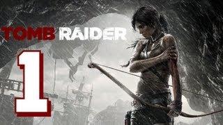 прохождение Tomb Raider на Русском (2013) - Часть 13 (Багровые реки)