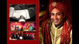 Pakistani Hindu Wedding Album Slideshow