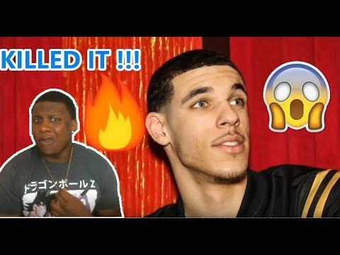 HE WENT IN ON KUZMA LMAOOO!!!! Lonzo Ball - Kylie Kuzma (Kyle Kuzma Diss) REACTION