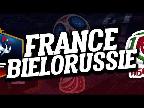 🔴 DIRECT / LIVE : FRANCE - BIELORUSSIE // Club House