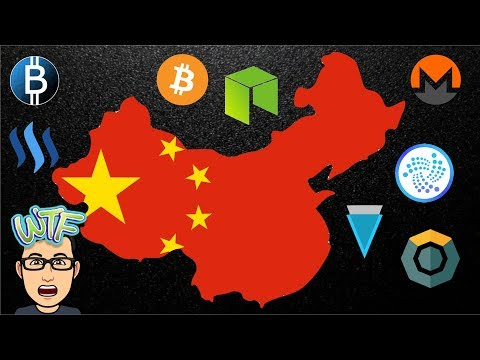 🇨🇳 China Crypto Rankings Are 💩! Bitcoin Super Low... How Is Verge Included?!
