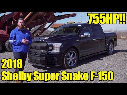 755HP 2018 Shelby Super Snake F150 For Sale! How to Buy! Walkaround!