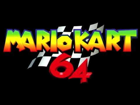 Rainbow Road Beta Mix Mario Kart 64