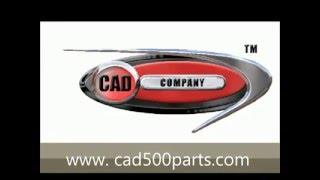 cadillac dip stick tube install cad company