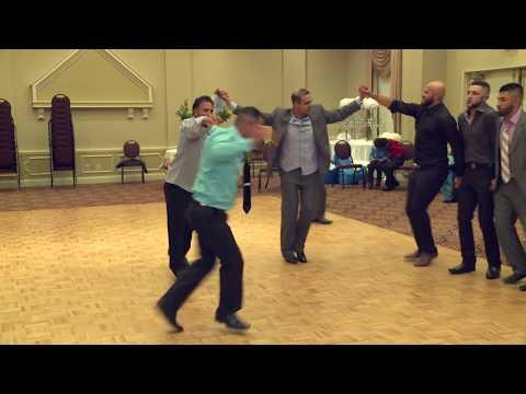 Arabic Dabke Dance