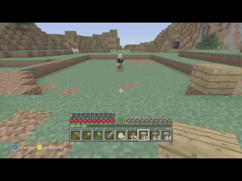 how to build a big house in minecraft xbox 360