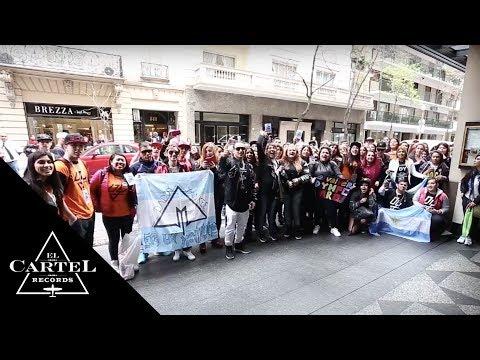 Daddy Yankee  Resúmen de la Gira en Argentina (Behind the Scenes)