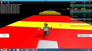 I Just Wanna Run | Roblox | Speed Run 4