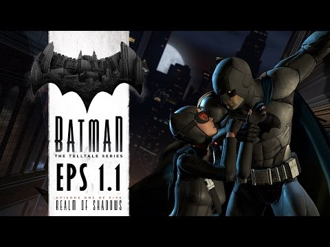"""BATMAN The Telltale Series 