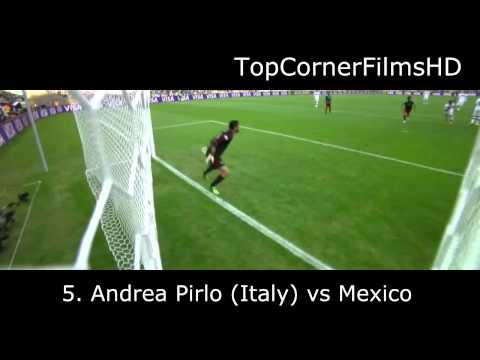 Confederations Cup 2013 Group Stage | Top 10 Goals