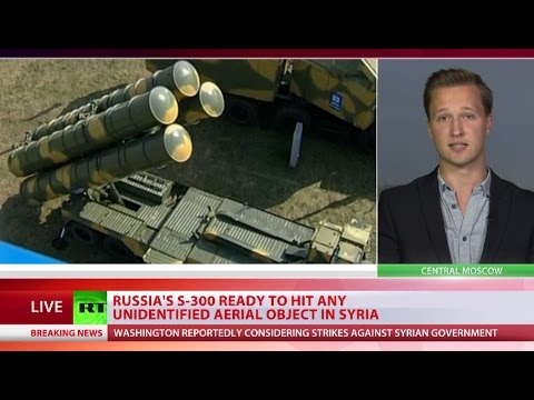 Russia's S-300, S-400 ready to hit any unidentified object in Syria - MoD warns US-led coalition