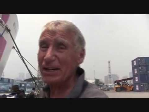 MANILA PORT IN THE PHILIPPINES EXPAT PHILIPPINES LIFESTYLE VIDEO