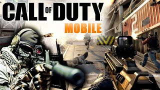 Командный бой в Call of Duty Mobile