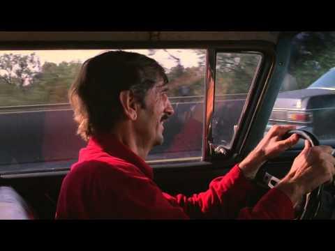 Paris, Texas [1984] - Leaving the Bank/Following the Car Scene