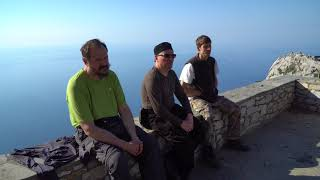 видео Паломничество и поездка на Святую Гору Афон в Греции
