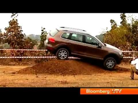 New Volkswagen Touareg review by Autocar India