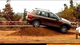 2012 Volkswagen Touareg | Comprehensive Review | Autocar India