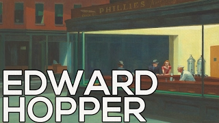 Edward Hopper: A collection of 236 paintings (HD)