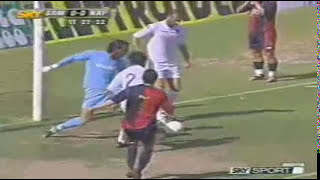 Sambenedettese - Napoli 1-1, playoff promozione 2004-2005