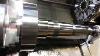 Hard Turning of Gear Box Shaft