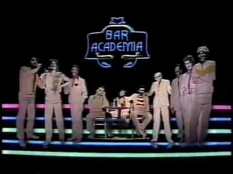 Bar Academia - Rede Manchete, 26/01/1984 (NA ÍNTEGRA!!!)