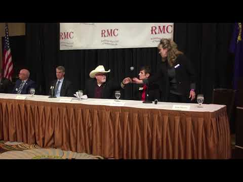 2018 Washoe County Sheriff's Debate