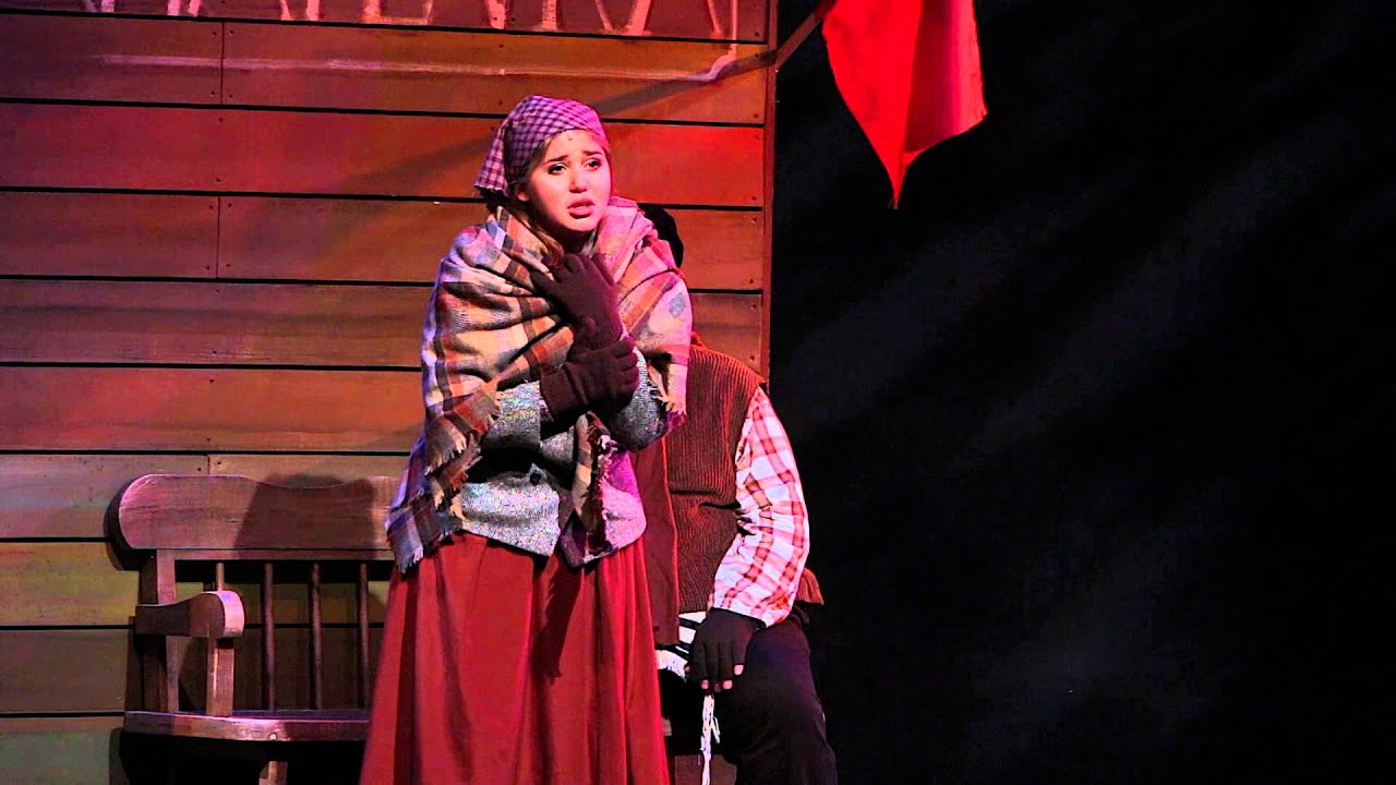 Far From The Home I Love Hodel Fiddler On The Roof