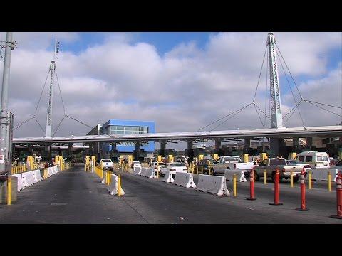 Wait Times Plummet At San Ysidro Border Crossing