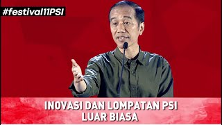 Download Video INOVASI & LOMPATAN PSI LUAR BIASA (PIDATO CALON PRESIDEN RI, Ir. H. JOKO WIDODO DI FESTIVAL 11 PSI) MP3 3GP MP4