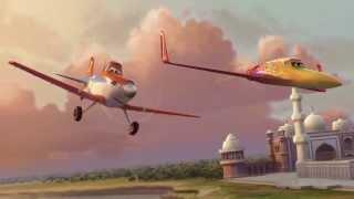 Planes - Extrait : Dusty et Ishani arrrivent au Taj Mahal - En blu ray et dvd le 10 février