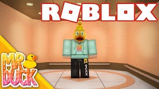 Standing still in an elevator - Roblox The Normal Elevator