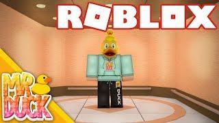 Stehen im Aufzug - Roblox The Normal Elevator