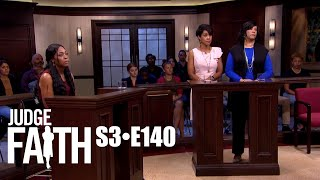Judge Faith - Fraudulent Fashion Fundraiser (Season 3: Episode #140)