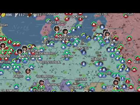 European War 4 Napoleon: Europe 1798