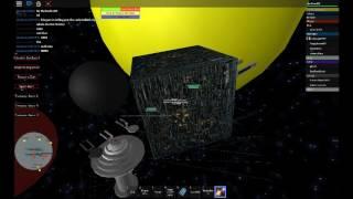 Roblox Star Trek Online Part 3: BORG INVASION!