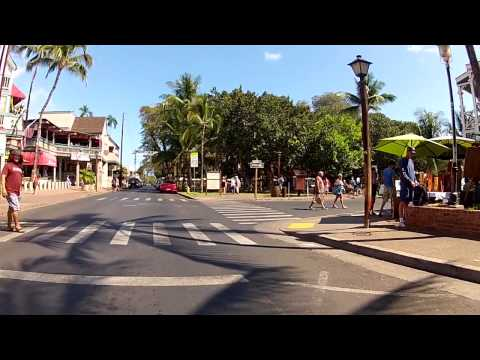 Shore Excursion - Lahaina On Your Own |  Maui