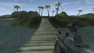 Delta Force gameplay (PC Game, 1998)