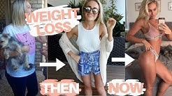 My Fitness & Health Journey II Weight Loss, Binge Eating & Finding Balance
