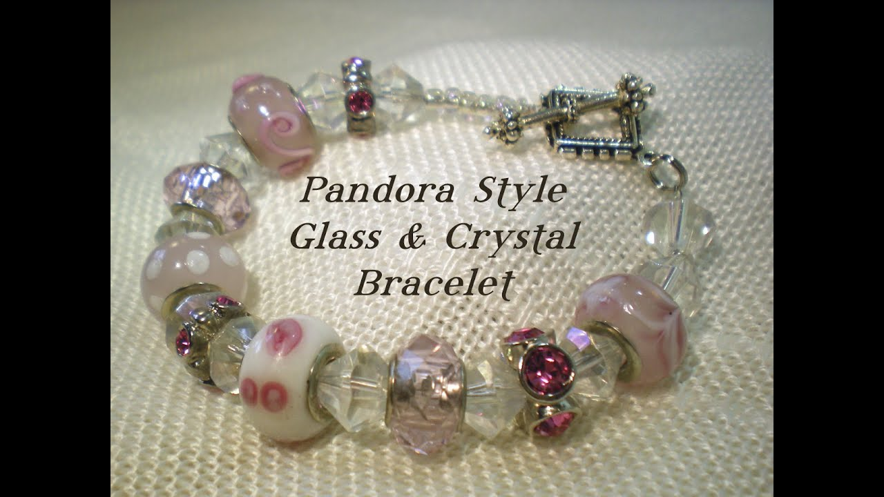 accessories on flower beads to a tag fashion make glass bracelet tutorial and seed making bead how pandahall for