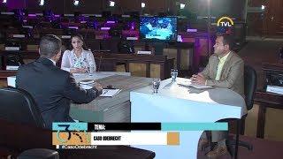 Tercer Debate con los asambleístas  Lira Villalba y Homero Castanier
