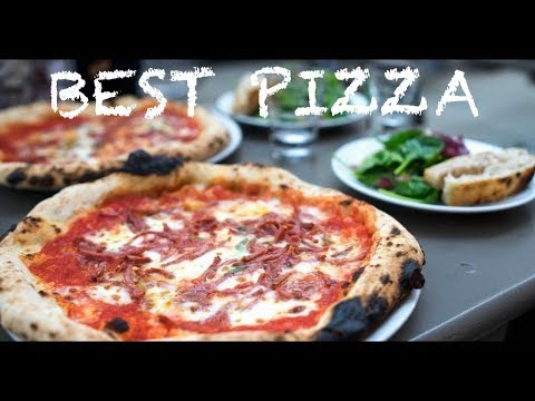 The BEST PIZZA IN THE WORLD!!! Eating at 400 Gradi in Melbourne